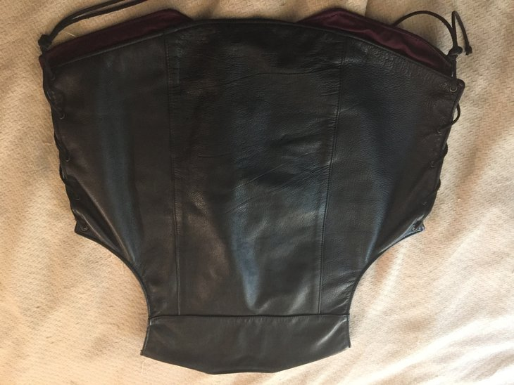 Vest rear