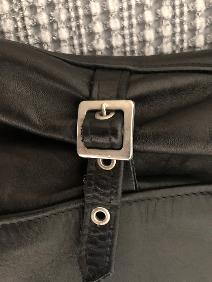 back buckle detail