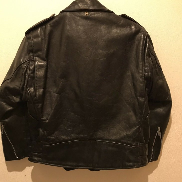 118j jacket back view