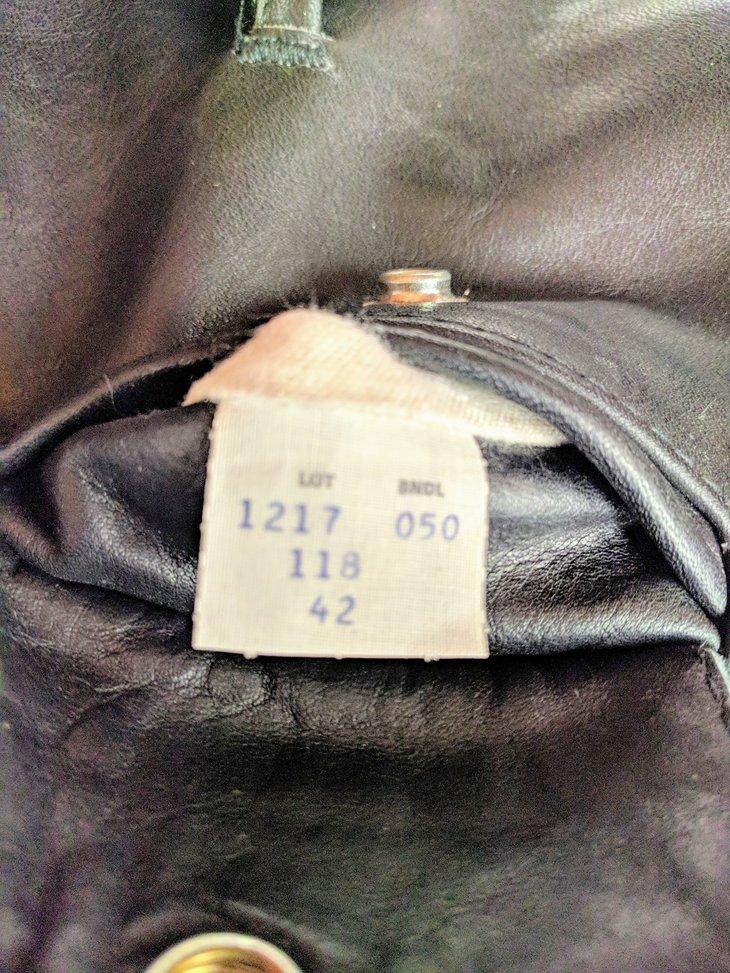 production label