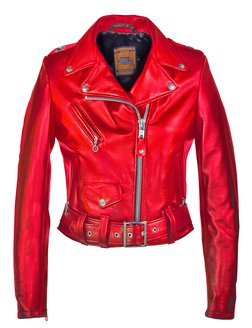 Style 218W Red Front View
