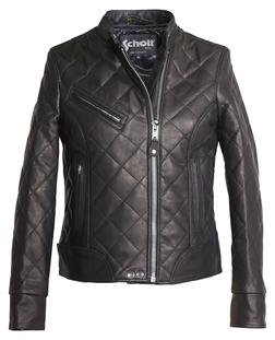 2603W - Women's Leather Cafe Jacket