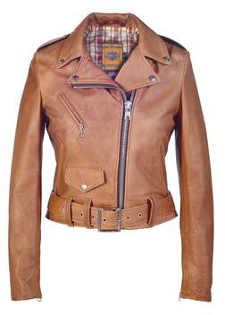 525W - Women's Leather Jacket
