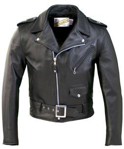 613 - One Star Perfecto Leather Motorcycle Jacket