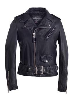 626VNW - Women's Vintaged Cowhide Black Motorcycle Jacket