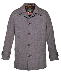 Wool Coats for Men - Schott NYC