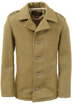 798 - M41 Field Coat in 24 Oz. Wool