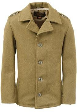 798 - M41 Field Coat in 24 Oz. Wool