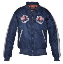 9630 - Men's Nylon Tour Jacket