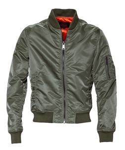 9720 - Men's Nylon Flight Jacket (Sage)