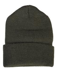 Olive Military Watch Cap