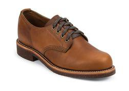 """M78TR - Chippewa 4"""" Tan Renegade Oxford Shoe (Tan)"""