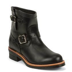 Chippewa Engineer Boots