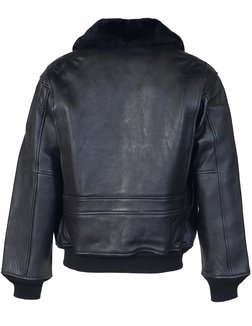7ae97043861 Style G1S Black Front. Style G1S Antique Front. G1S. G-1 LEATHER FLIGHT  JACKET