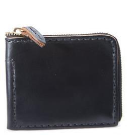 HH11 - Horween Horsehide Zipper Wallet
