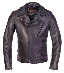 P213 - Raven - Lambskin Perfecto Jacket