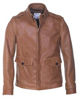 P2531 - Liberty Leather Jacket