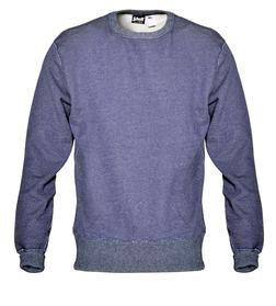 PF01 - Men's Crew Neck Sweatshirt (Indigo)