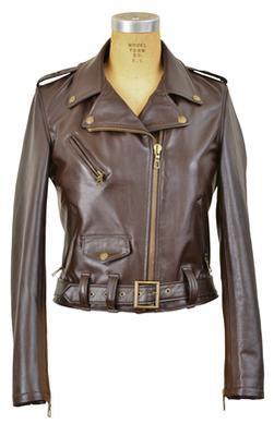 SPERW - Women's Lambskin Perfecto Leather Jacket in Colors