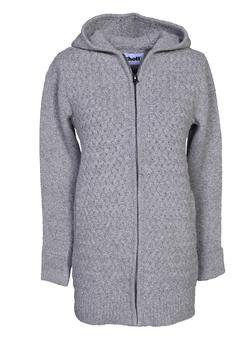 SW617W - Women's Zip Front Sweater