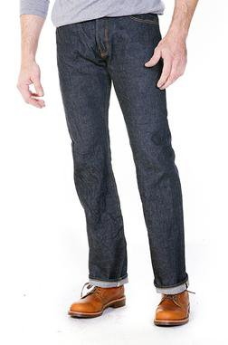 US6039 - 13 Oz. Japanese Selvedge Denim Jeans