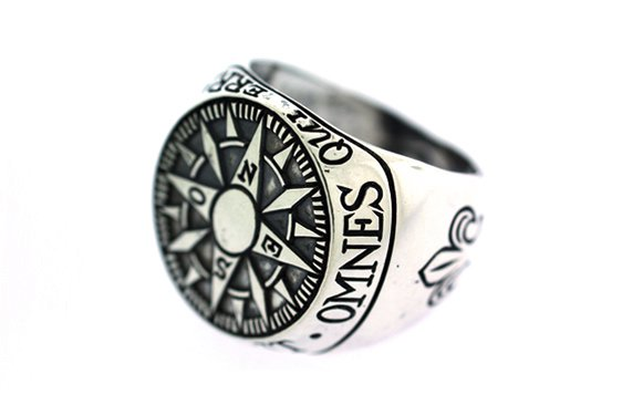Digby And Iona Signet Ring
