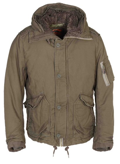 "81205 - 28"" Cotton Bedford Cord N-4 Flight Jacket"