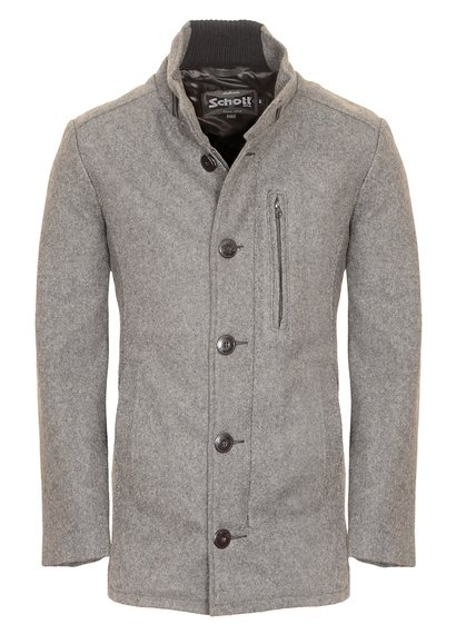 "DU739 - 31"" 24 oz Wool Blend Car Coat"