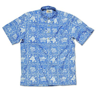 f0e8a0eff RS806 - Reyn Spooner Lahaina Shirt